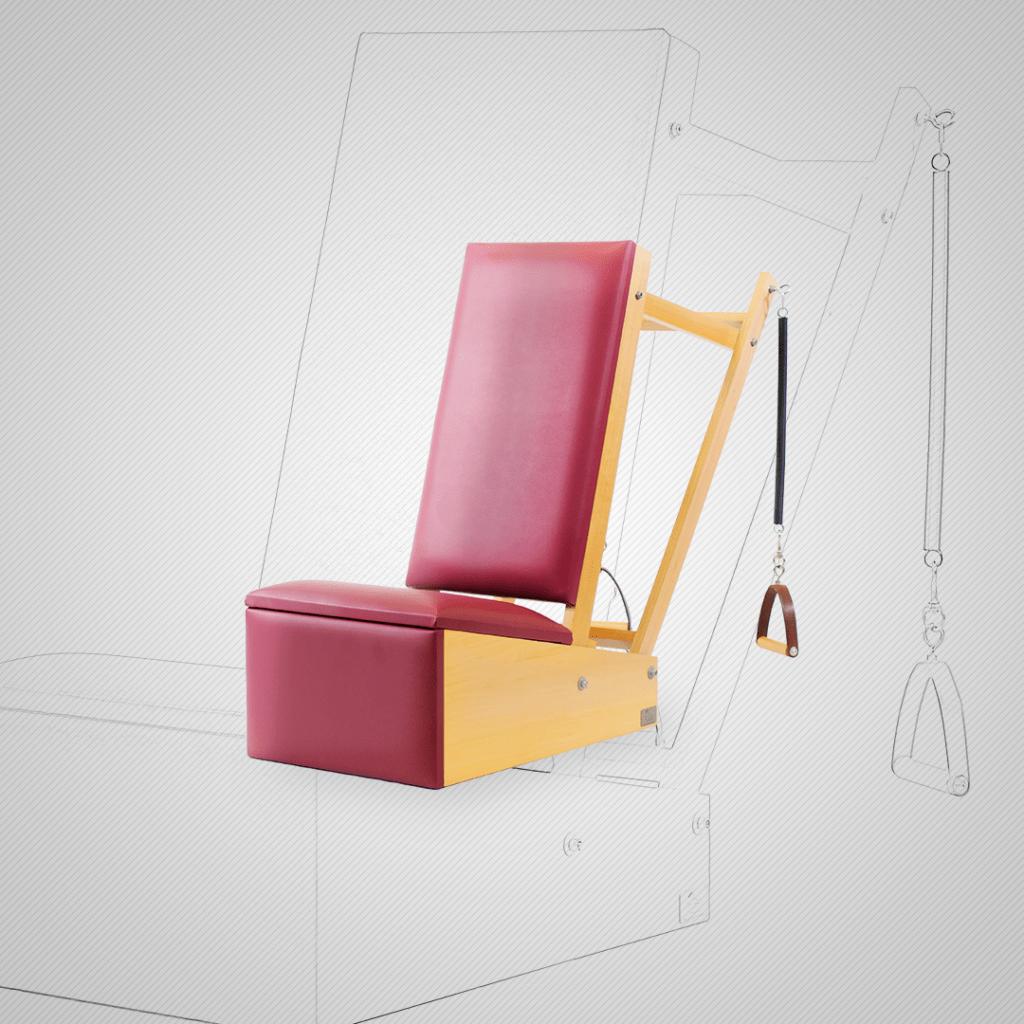 Aparelho de pilates chair