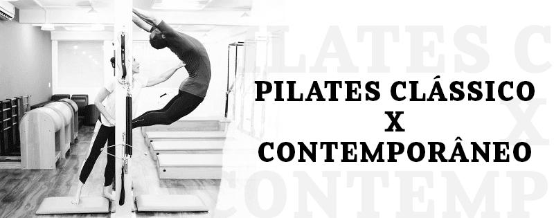 Pilates Clássico x Pilates Contemporâneo- Nanô PIlates